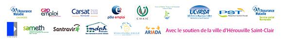 Les partenaires du forum PDP 2017