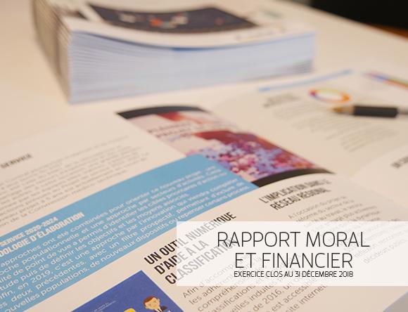 Rapport Moral et Financier 2018